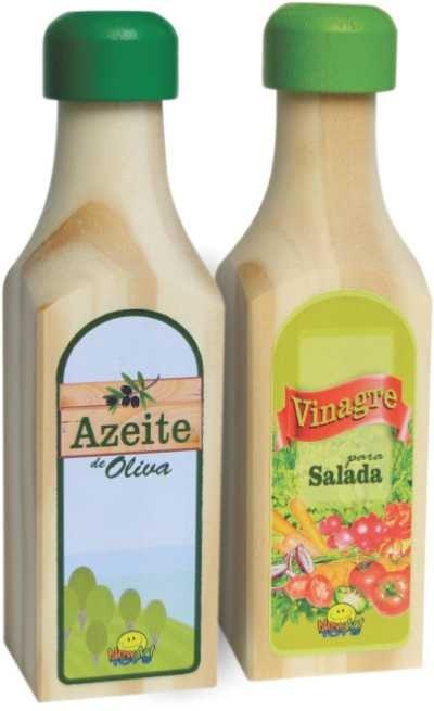 Comidinhas - Azeite / Vinagre