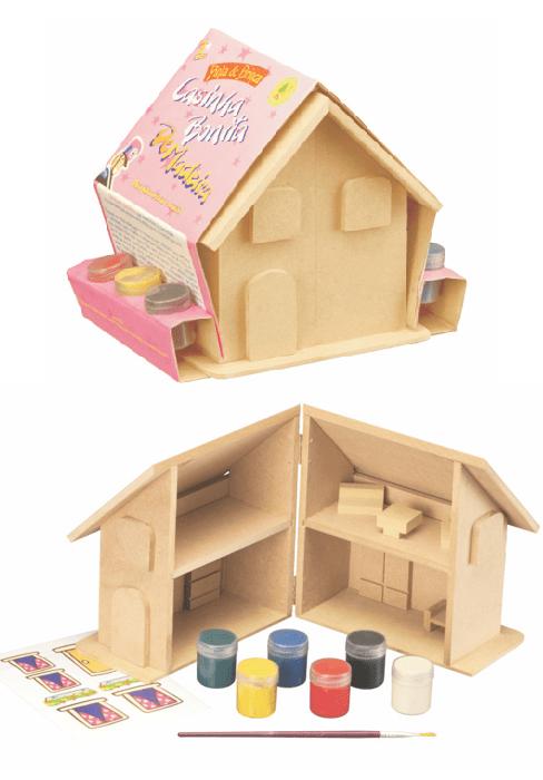 Pinta casinha