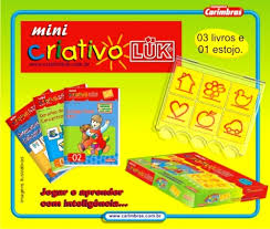 Mini Criativo Luk