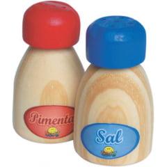 Comidinhas - Sal / Pimenta