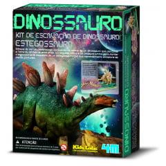 Kit Escavação-Estegossauro