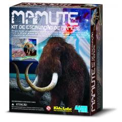 Kit Escavação-Mamute