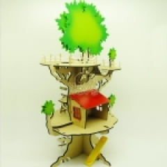 Casa Da Árvore Mod. 01