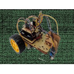 Kit de robótica educacional - Mobkit