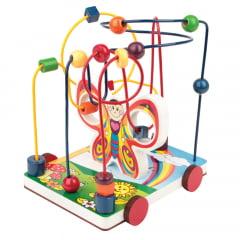 Aramado Borboleta - Brinquedo para Coordenação Motora