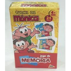 JOGO DA MEMÓRIA TURMA DA MÔNICA