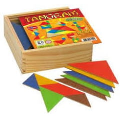Tangram - 70 peças